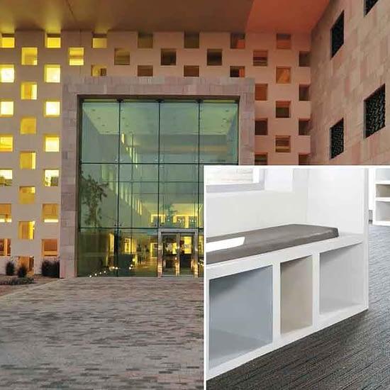 Commercial Carpet Tiles in Qatar